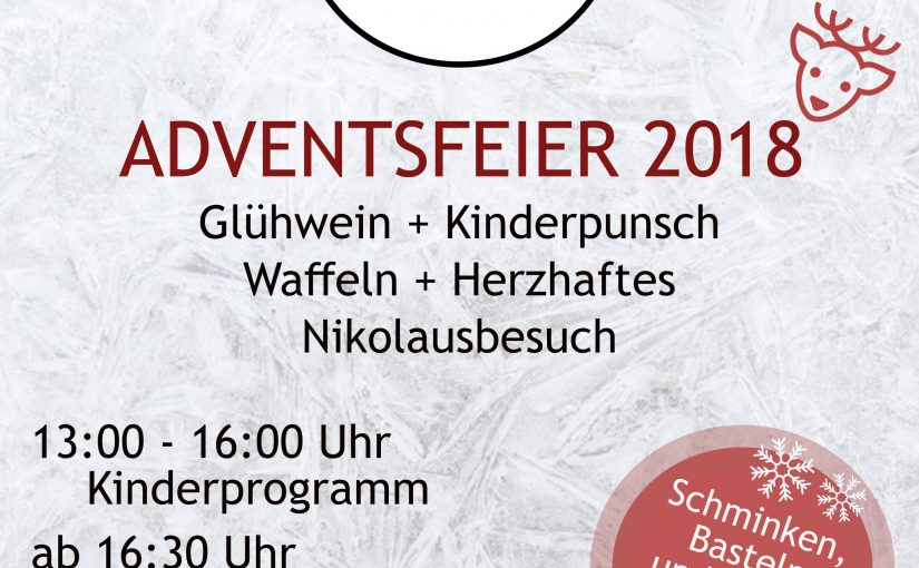 Adventsfeier